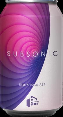 Boombox Subsonic IPA 6 Pack 355ml