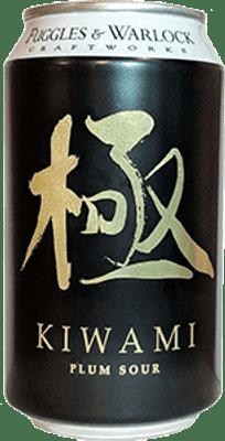 Fuggles & Warlock Kiwami Plum Sour 6 Pack 355ml