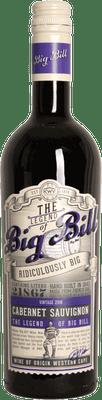Big Bill 2018 Cabernet Sauvignon 750ml