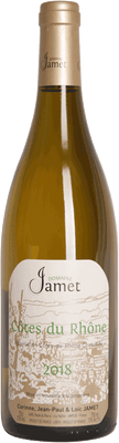 Domaine Jamet 2018 Cotes du Rhone Blanc 750ml