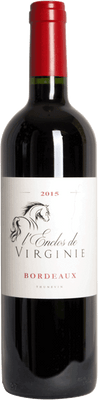 Thunevin 2015 L'Enclos de Virginie 750ml