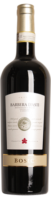 Bosio 2018 Barbera d'Asti 750ml