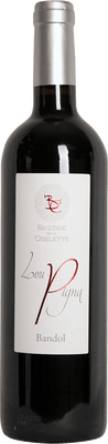 """Bastide de la Ciselette 2019 """"Lou Pigna"""" Bandol Rouge 750ml"""