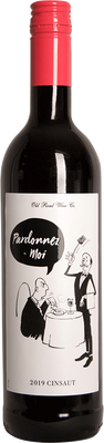 Old Road Wine Co. 2019 Pardonnez Moi Cinsaut 750ml
