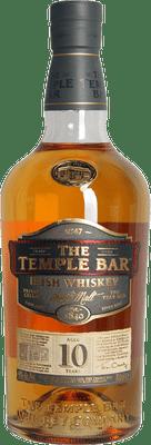 Temple Bar 10 Year Old Single Malt Irish Whiskey 750ml