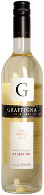Graffigna 2018 Pinot Grigio 750ml