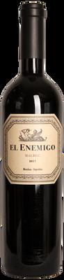 El Enemigo 2017 Malbec 750ml