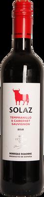 Osborne 2018 Solaz Tempranillo Cabernet Sauvignon 750ml
