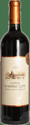 Chateau La Grande Clotte 2016 Lussac St. Emilion 750ml