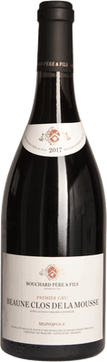 "Bouchard Pere & Fils 2017 Beaune 1er Cru ""Clos de la Mousse"" 1er Cru 750ml"