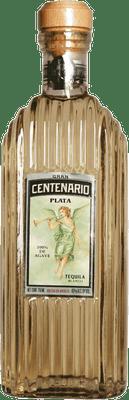 Gran Centenario Plata Tequila 750ml