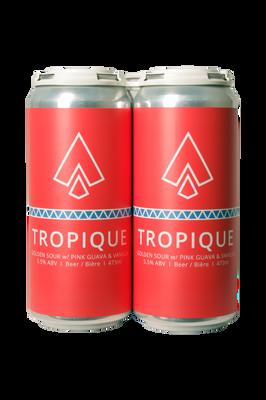Ile Sauvage Tropique Sour 4 Pack 473ml