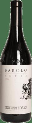 """Giovanni Rosso 2016 Barolo """"Serra"""" 750ml"""