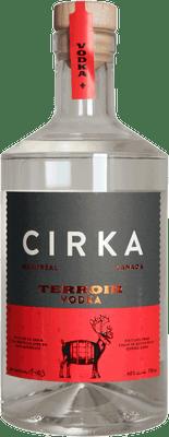 Cirka Vodka Terroir 750ml
