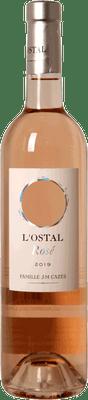 JM Cazes 2019 L'Ostal Rose 750ml
