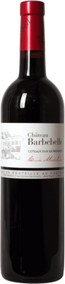 "hateau Barbebelle 2017 ""Cuvee Madeleine"" Coteaux d'Aix en Provence Red 750ml"