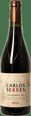 Carlos Serres 2010 Rioja Gran Reserva 750ml