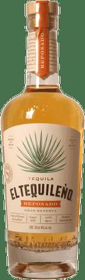 El Tequileno Gran Reserva Reposado Tequila 750ml