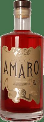 "The Woods Spirit Co. ""Barrel Aged"" Amaro 750ml"