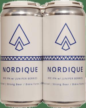 Ile Sauvage Nordique Rye IPA w/Juniper Berries 4 Pack 473ml