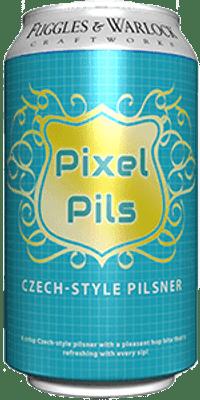 Fuggles & Warlock Pixel Pils 6 Pack 355ml