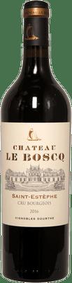 Chateau le Boscq 2016 St. Estephe Cru Bourgeois 750ml