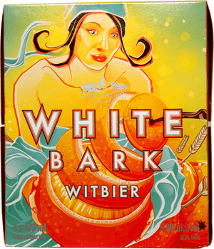 Driftwood White Bark Witbier 4 Pack 473ml