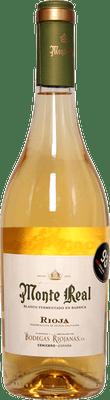 Riojanas 2019 Rioja Monte Real Blanco Fermentado en Barrica 750ml