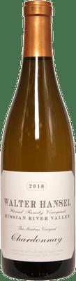 "Walter Hansel 2018 Chardonnay ""The Meadows"" 750ml"