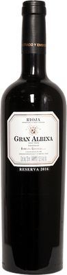 Riojanas 2016 Rioja Gran Albina Reserva 750ml