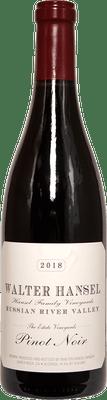 Walter Hansel 2018 Estate Pinot Noir 750ml