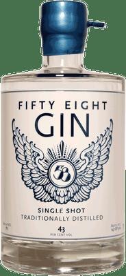 58 London Dry Gin 750ml