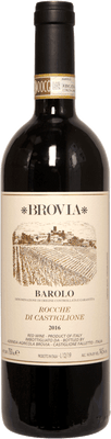 """Brovia 2016 Barolo """"Rocche di Castiglione"""" 750ml"""