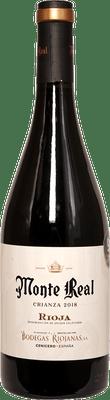 Riojanas 2018 Rioja Monte Real Crianza 750ml