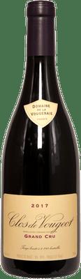 Domaine de la Vougeraie 2017 Clos de Vougeot 750ml