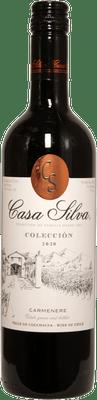 Casa Silva 2020 Coleccion Carmenere 750ml