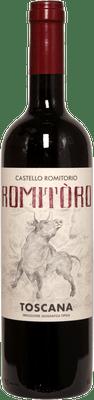 """Castello Romitorio 2018 """"RomiToro"""" Rosso Toscana 750ml"""