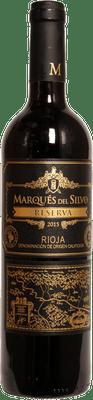 Marques del Silvo 2015 Rioja Reserva 750ml