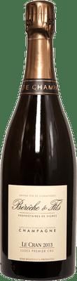 Champagne Bereche 2013 Le Cran Ludes 1er Cru 750ml