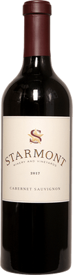Starmont 2017 North Coast Cabernet Sauvignon 750ml