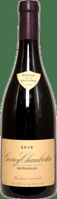 """Domaine de la Vougeraie 2016 Gevrey Chambertin """"Ls Evocelles"""" 1er Cru 750ml"""