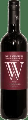Wellanschitz 2019 Blaufrankisch 750ml