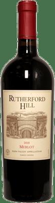 Rutherford Hill 2018 Napa Valley Merlot 750ml