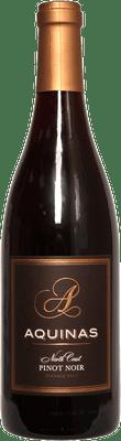 Aquinas 2017 North Coast Pinot Noir 750ml