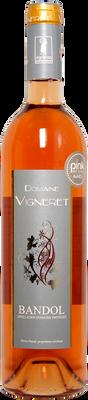 Domaine Vigneret 2016 Bandol Rose 750ml