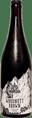 Coast Mountain Woodnutt Brown Ale 750ml