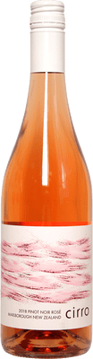 Cirro 2018 Pinot Noir Rose 750ml