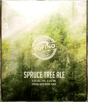 Tofino Spruce Tree Ale 4 Pack 473ml