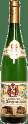Schwaab-Kiebel 2004 Urziger Wurzgarten Riesling Spatlese 750ml