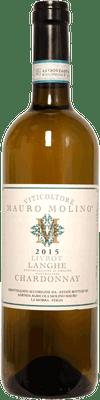 Mauro Molino 2015 Langhe Chardonnay 750ml